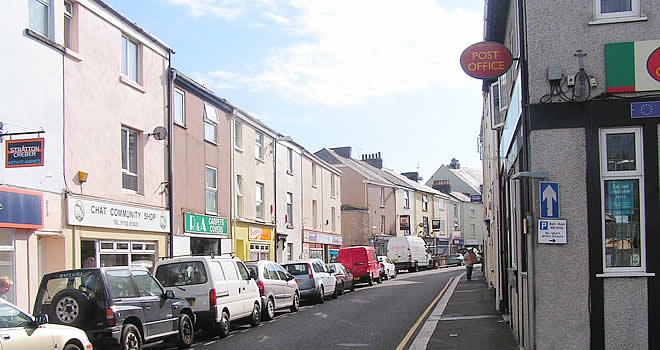 Fore Street, Torpoint